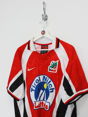 1996/98 Tirol Innsbruck Football Shirt (XL)