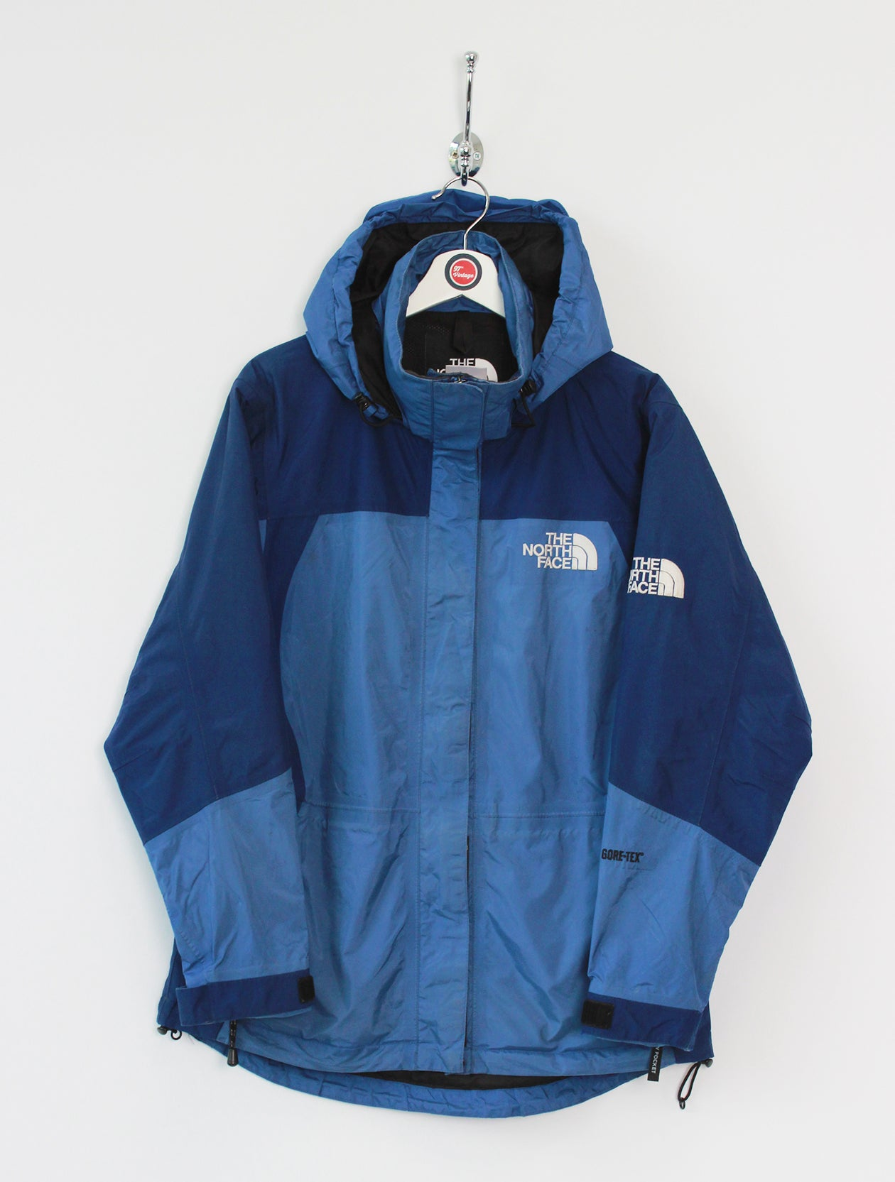 5af6cde39964 best price north face denali hoodie blue hole 357c4 6abf2