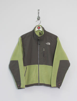 The North Face Denali Fleece Green/Grey (S)