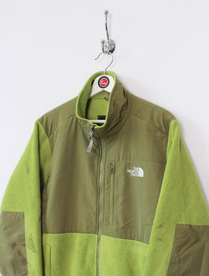 Women's The North Face Denali Fleece Green (L)