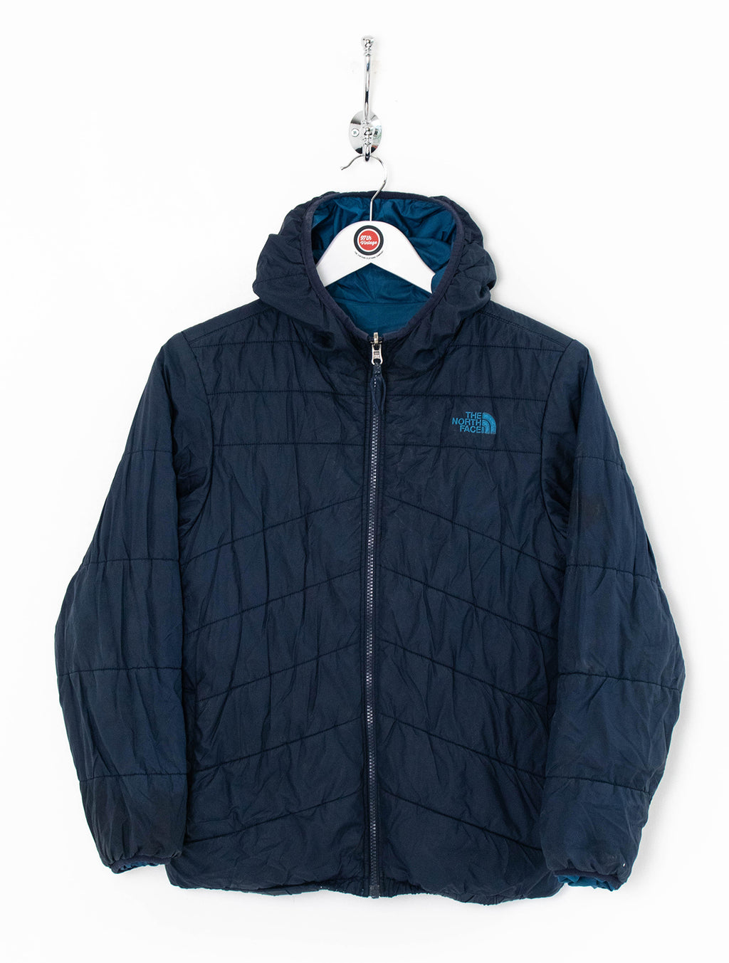 The North Face Reversible Puffer Jacket (XS)