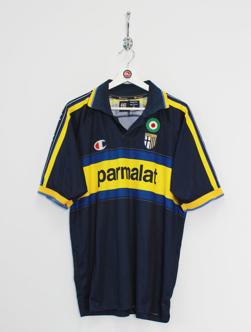 1999/00 Parma Football Shirt (XL)