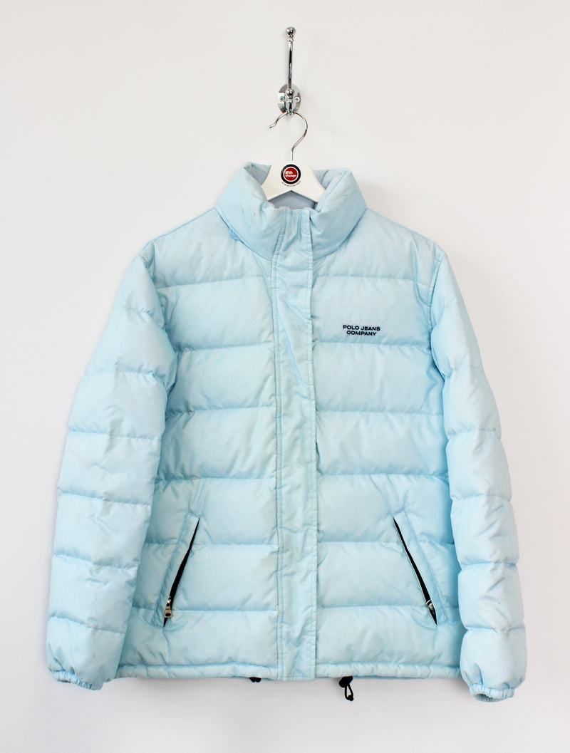 Women's Ralph Lauren Polo Jeans Puffer Coat (M)