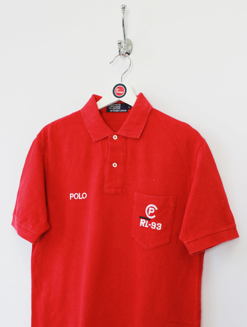1993 Ralph Lauren Polo Shirt (L)