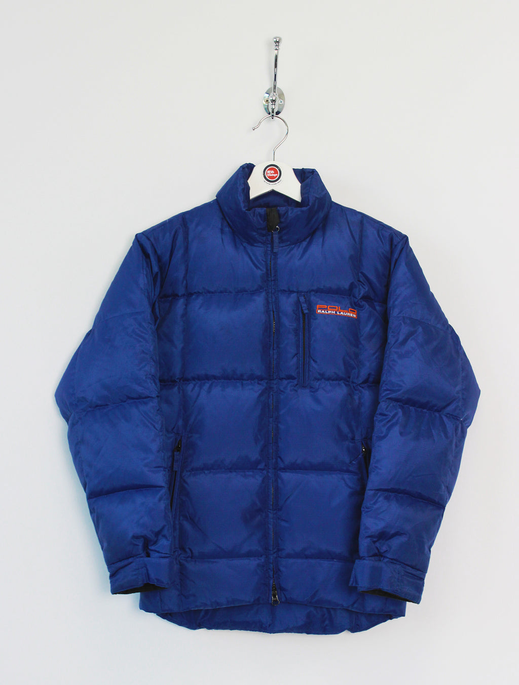 Ralph Lauren Polo Puffer Coat (M)