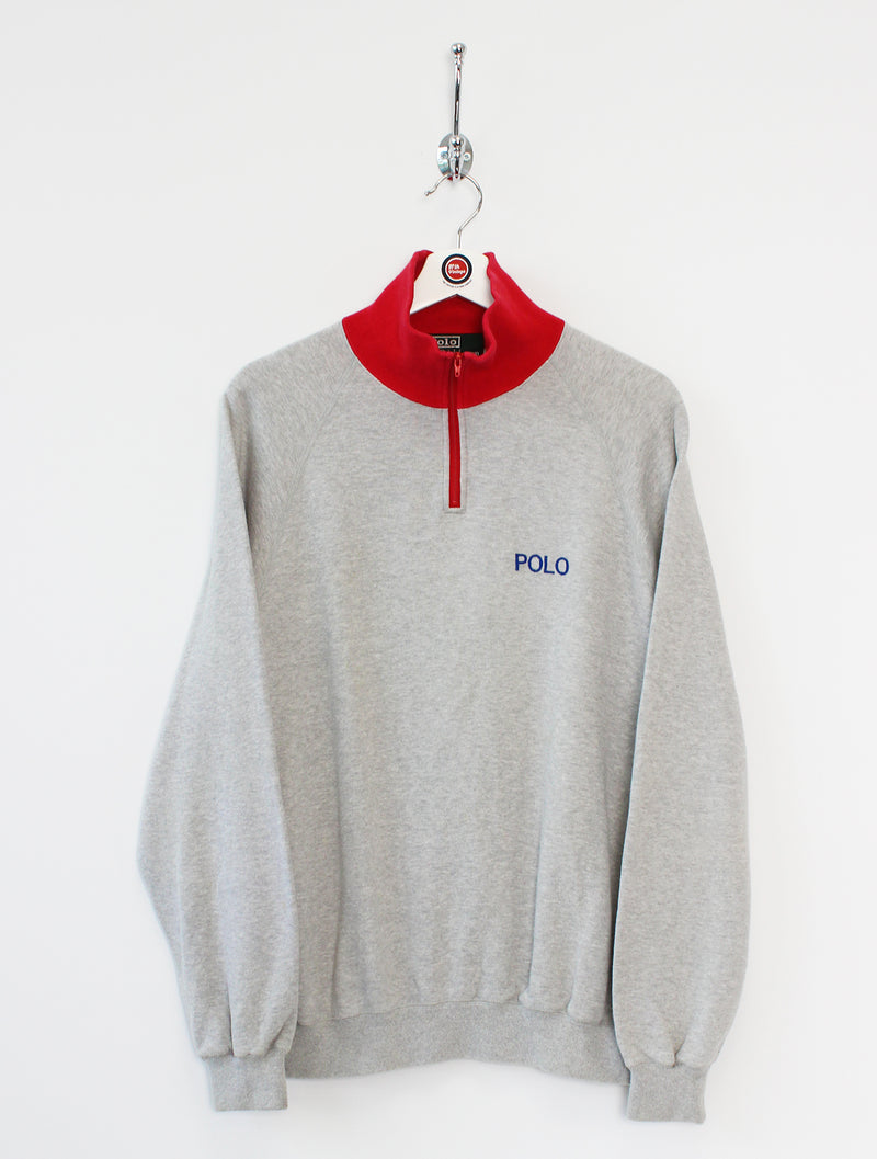 Ralph Lauren Polo 1/4 Zip Sweatshirt (S)
