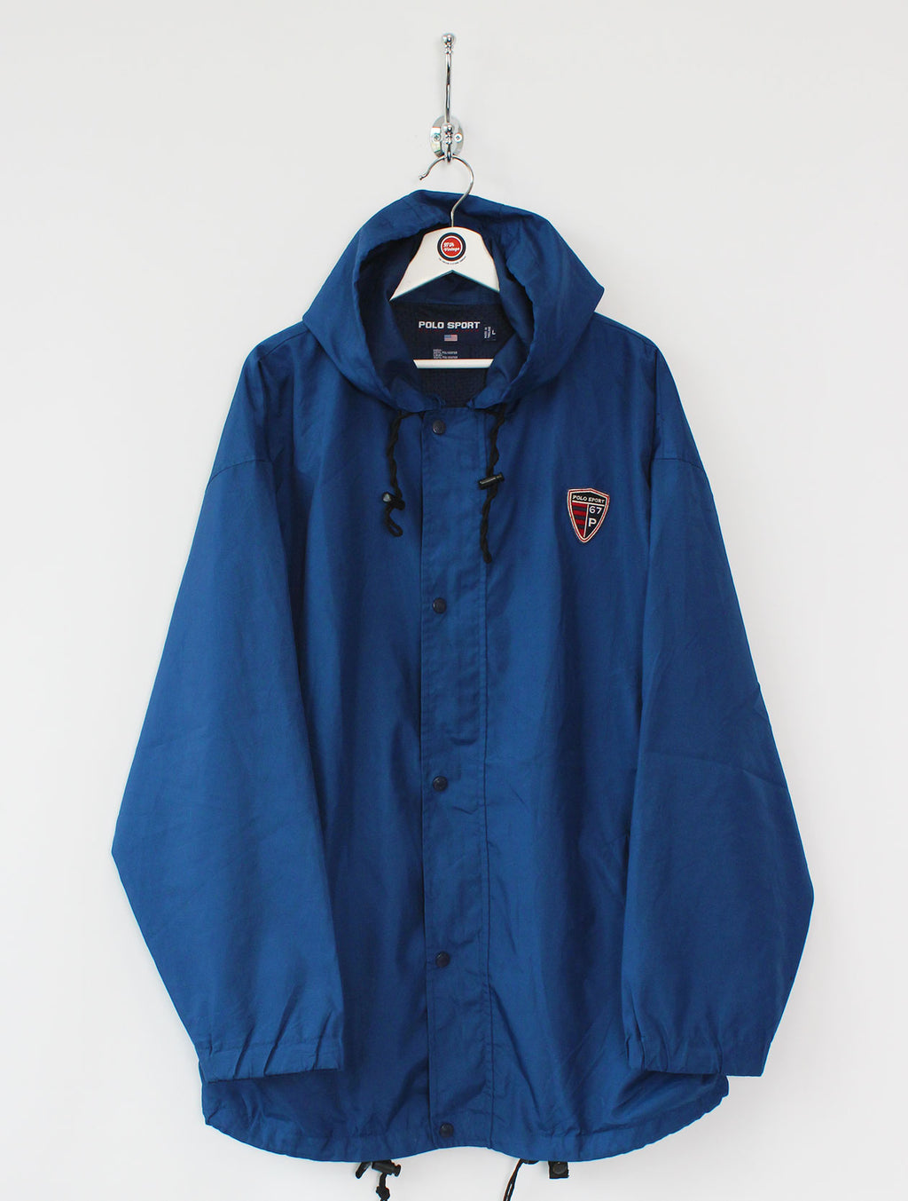 Ralph Lauren Polo Sport 67 Badge Jacket (XL)