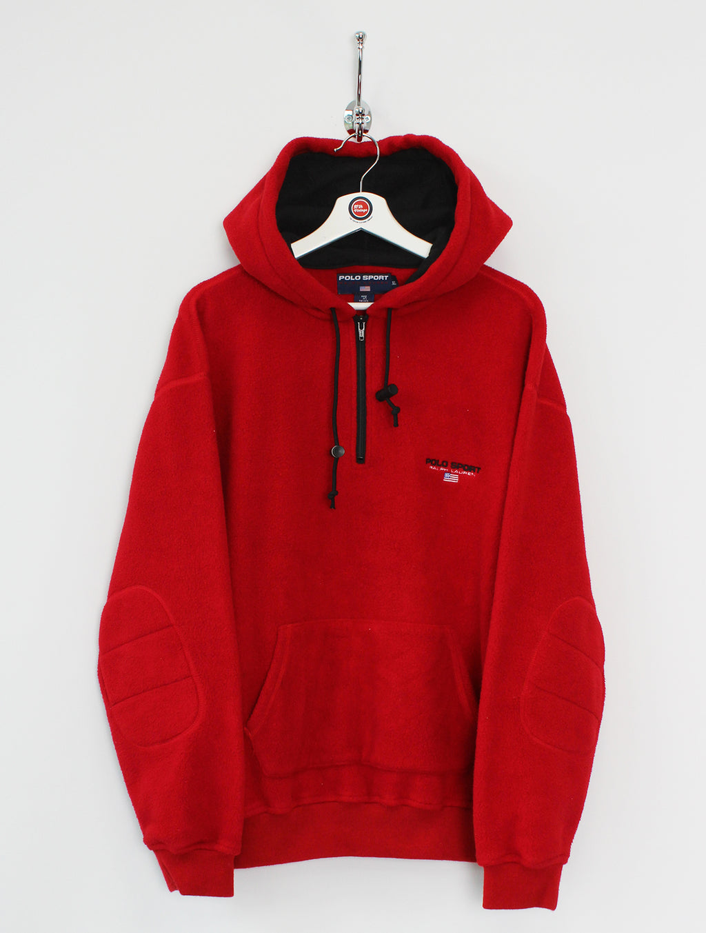 Ralph Lauren Polo Sport Fleece Hoodie (XL)