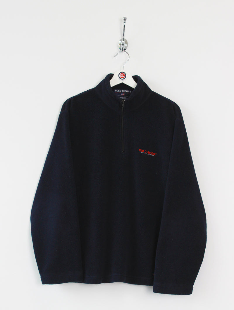 Ralph Lauren Polo Sport Fleece Navy (L)