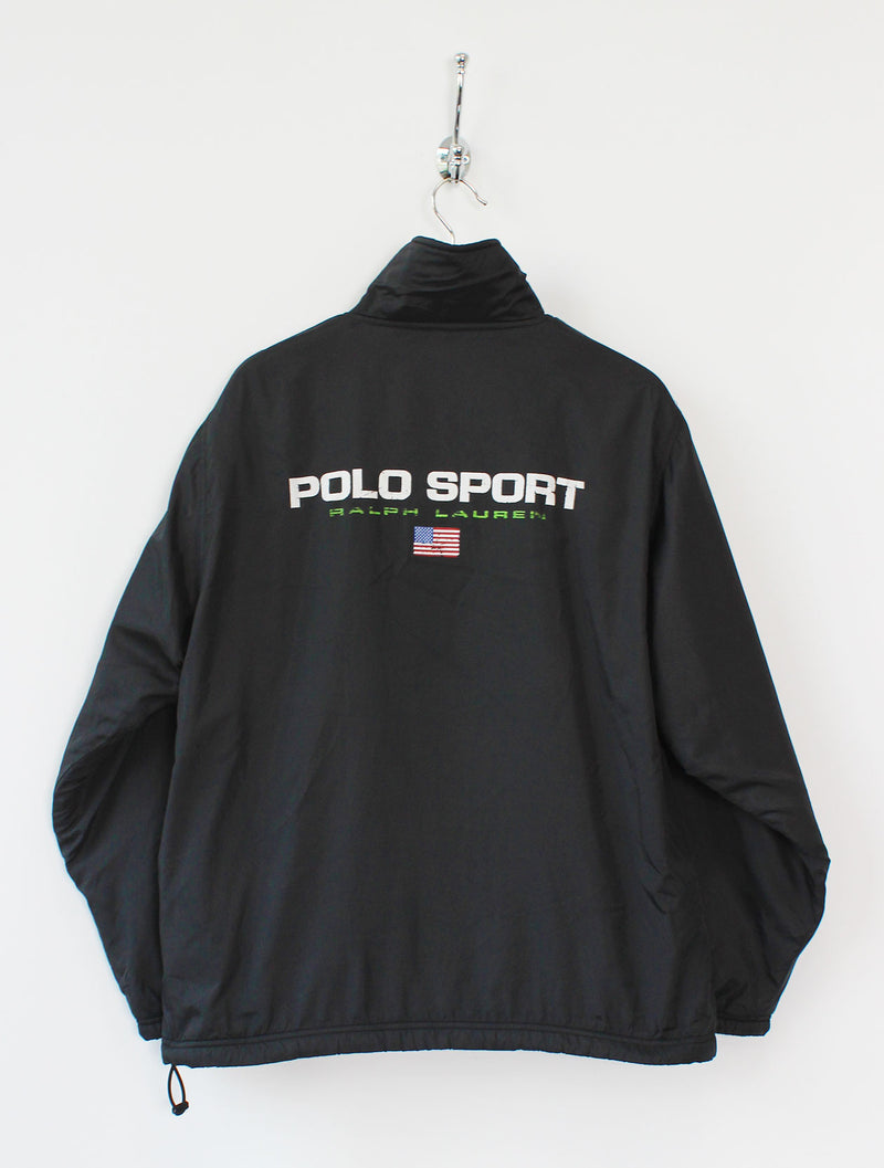 Ralph Lauren Polo Sport Fleece Lined Jacket (M)