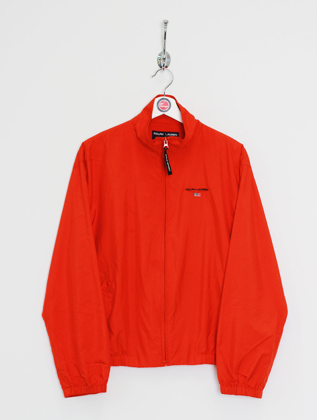 Ralph Lauren Polo Sport Jacket Orange (M)