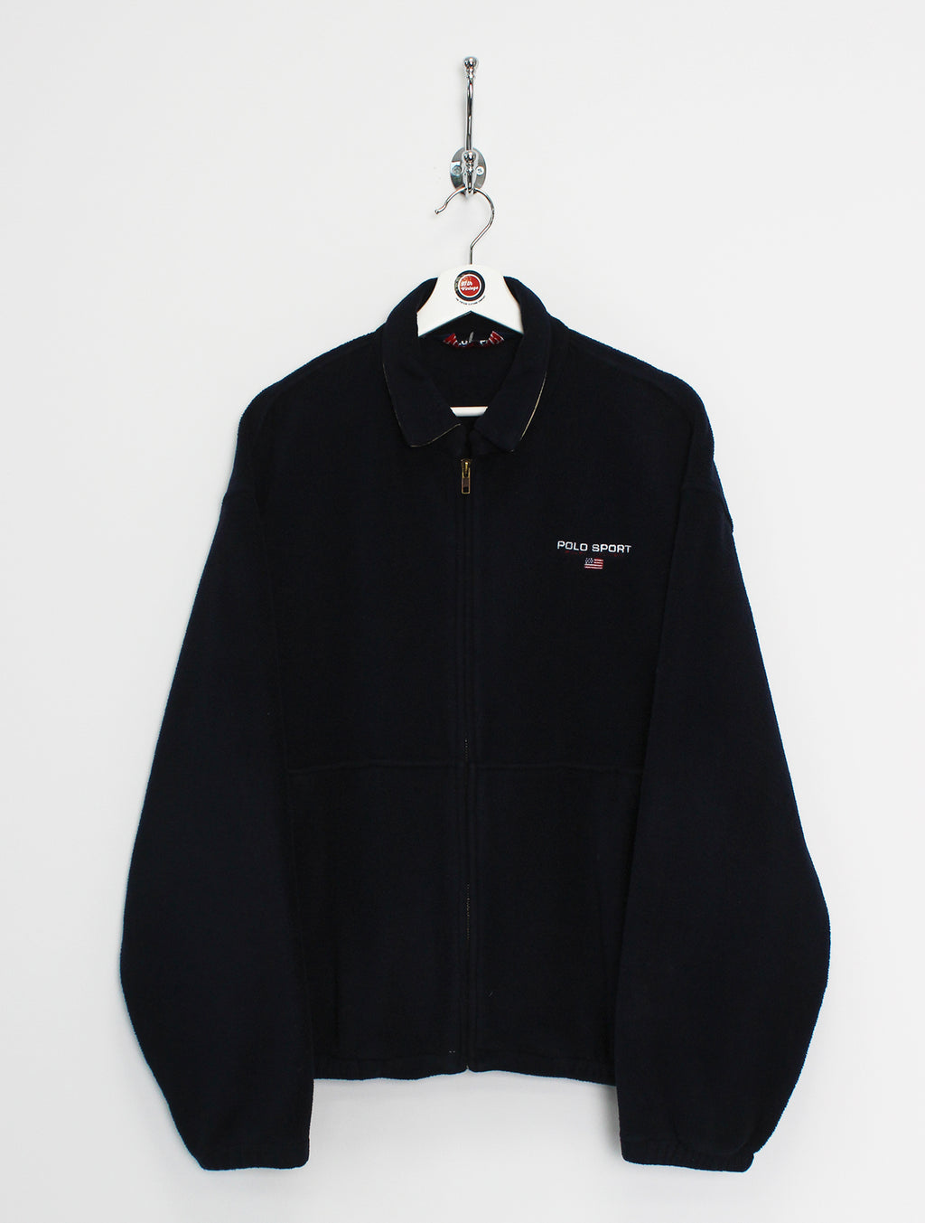 Ralph Lauren Polo Sport Fleece Jacket (L)