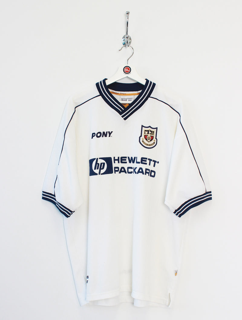 1997/99 Tottenham Hotspur Football Shirt (XL)