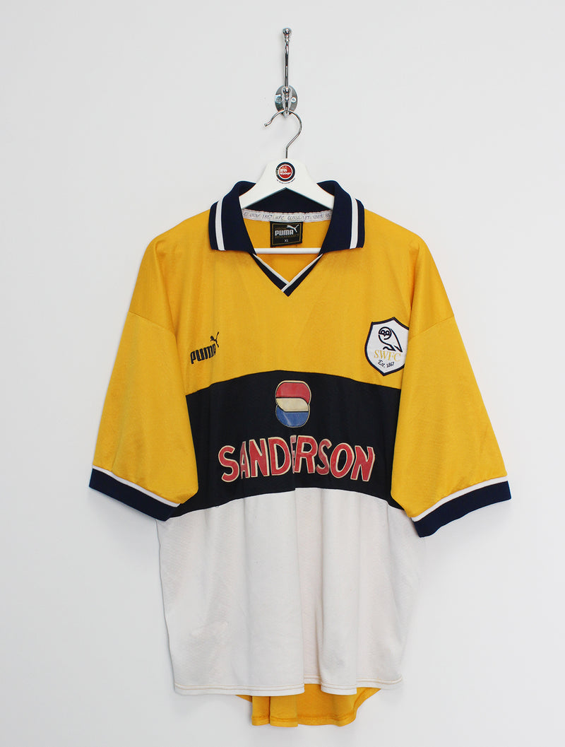 1998/00 Sheffield Wednesday Football Shirt (XL)