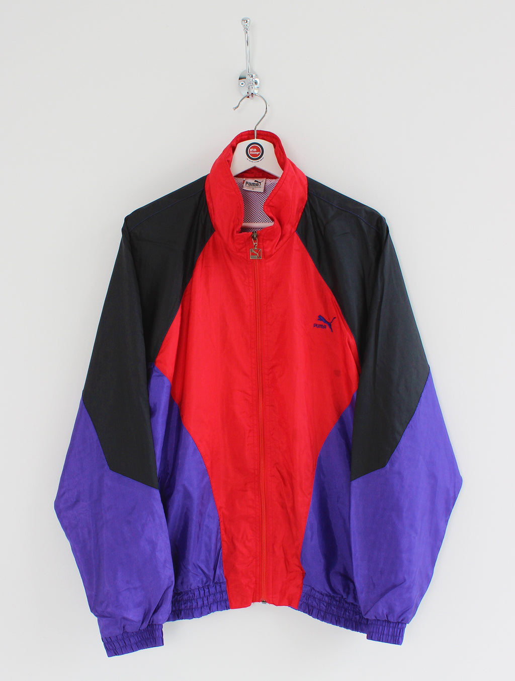 Puma Shell Suit Jacket (M)
