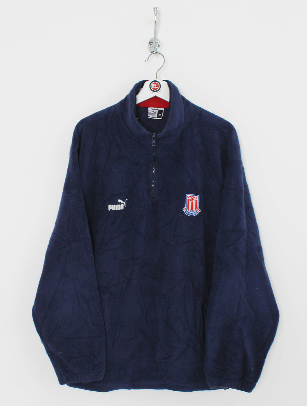 Puma Stoke City Fleece (M)