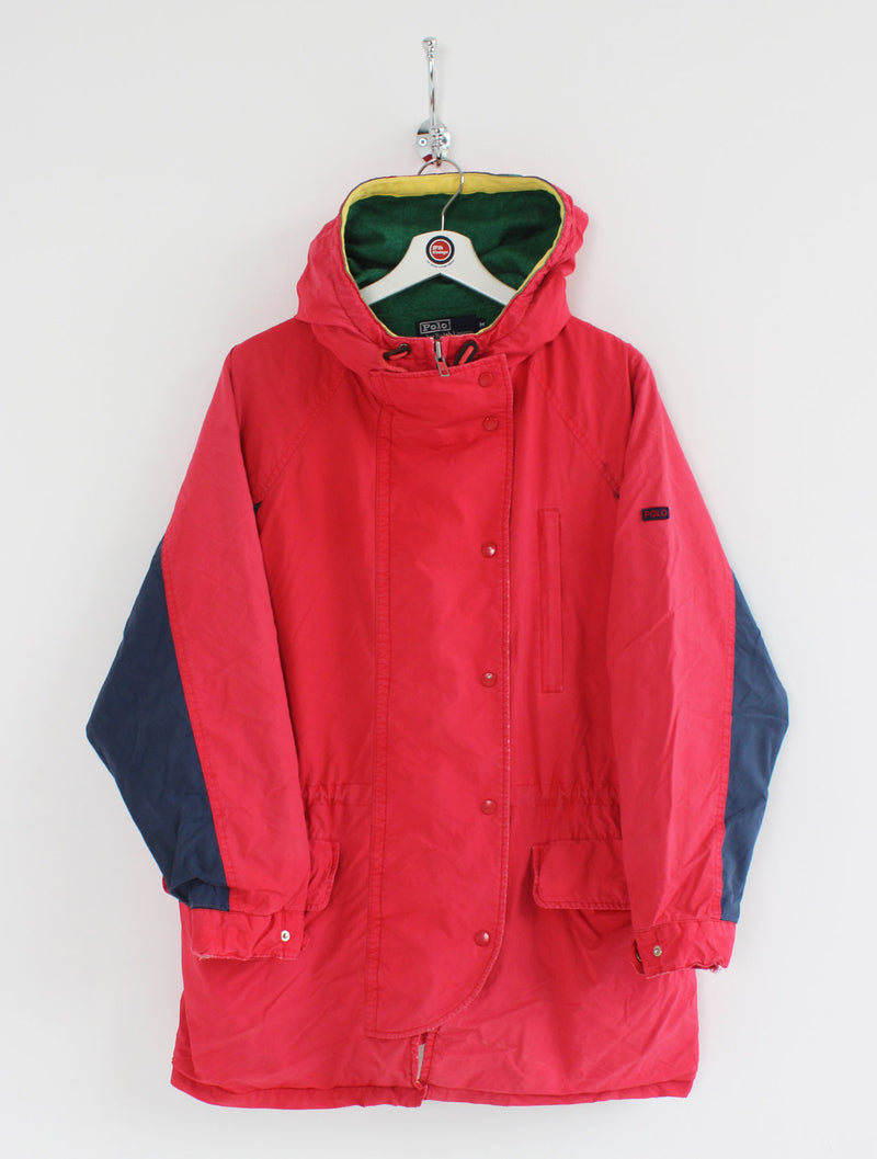 Ralph Lauren Fleece Lined Jacket (M)