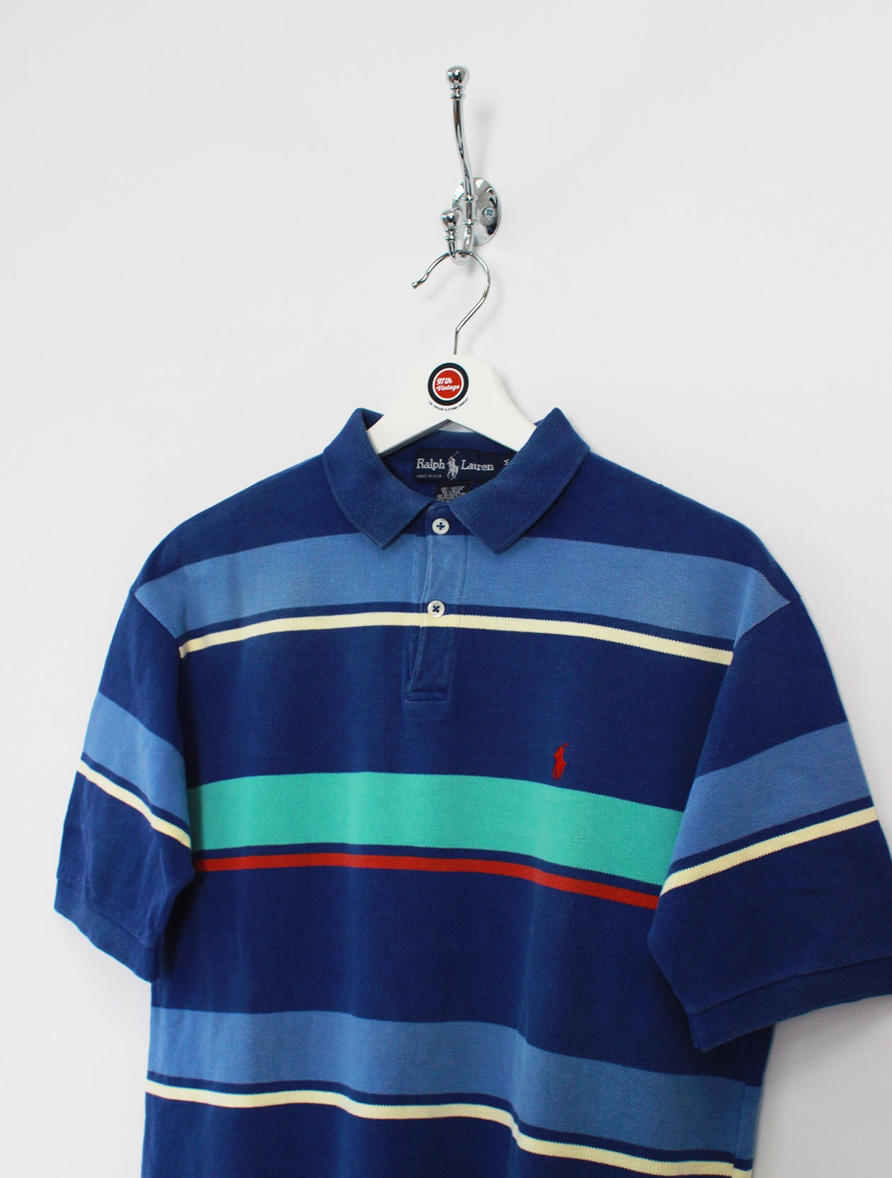 97th Shirtm– Ralph Polo Lauren Vintage pqSUVGMz
