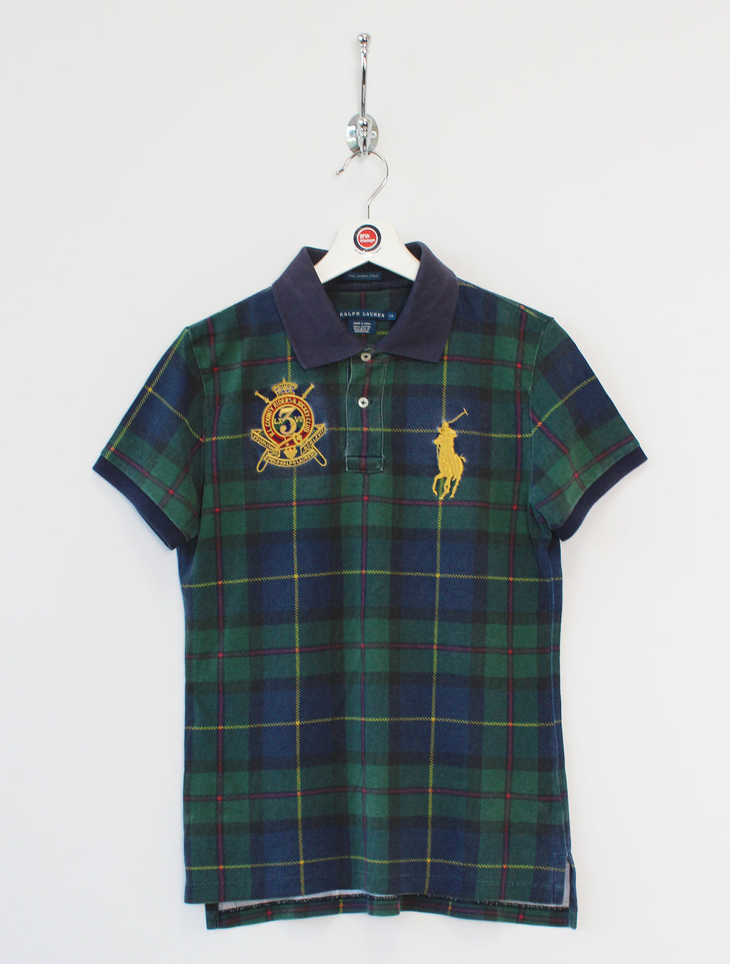 Women's Ralph Lauren Polo Shirt (M)