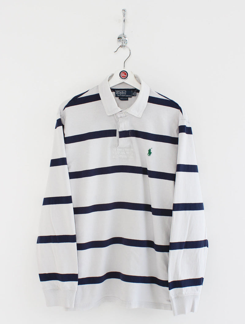 Ralph Lauren Longsleeve Polo Shirt (XL)