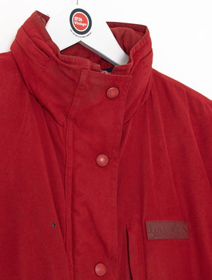 Women's Ralph Lauren Fleece Lined Puffer Jacket (M)