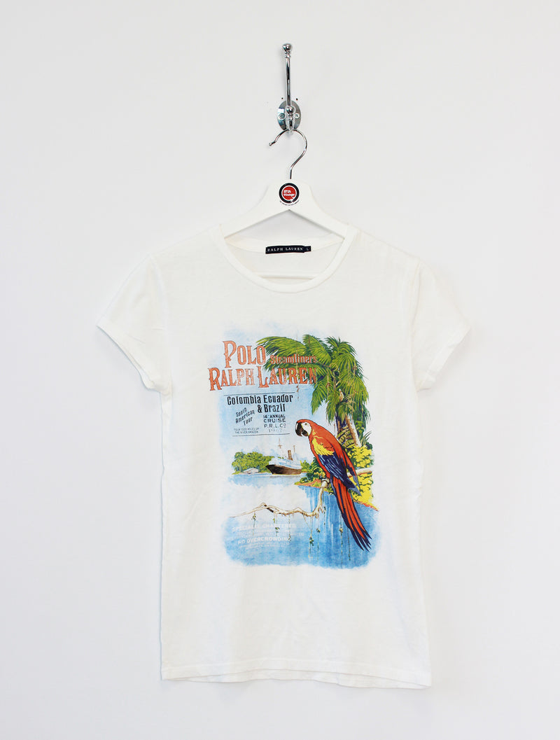 Women's Ralph Lauren T-Shirt (M)
