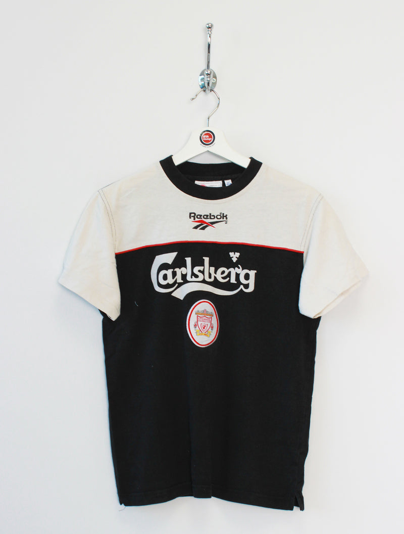 1996/97 Liverpool Football Training Shirt (XS)
