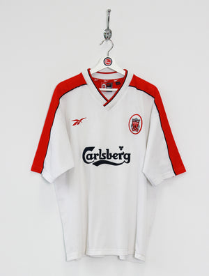 1998/99 Liverpool Football Shirt (L)