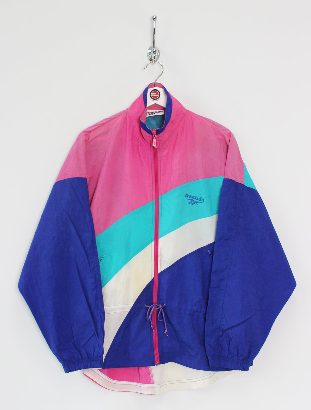 Women's Reebok Shell Suit Jacket (L)