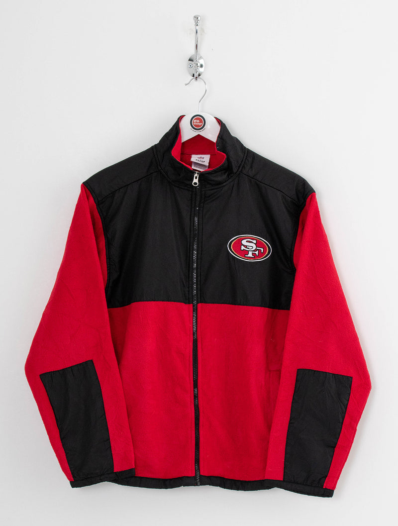 San Fran 49ers Fleece (XS)