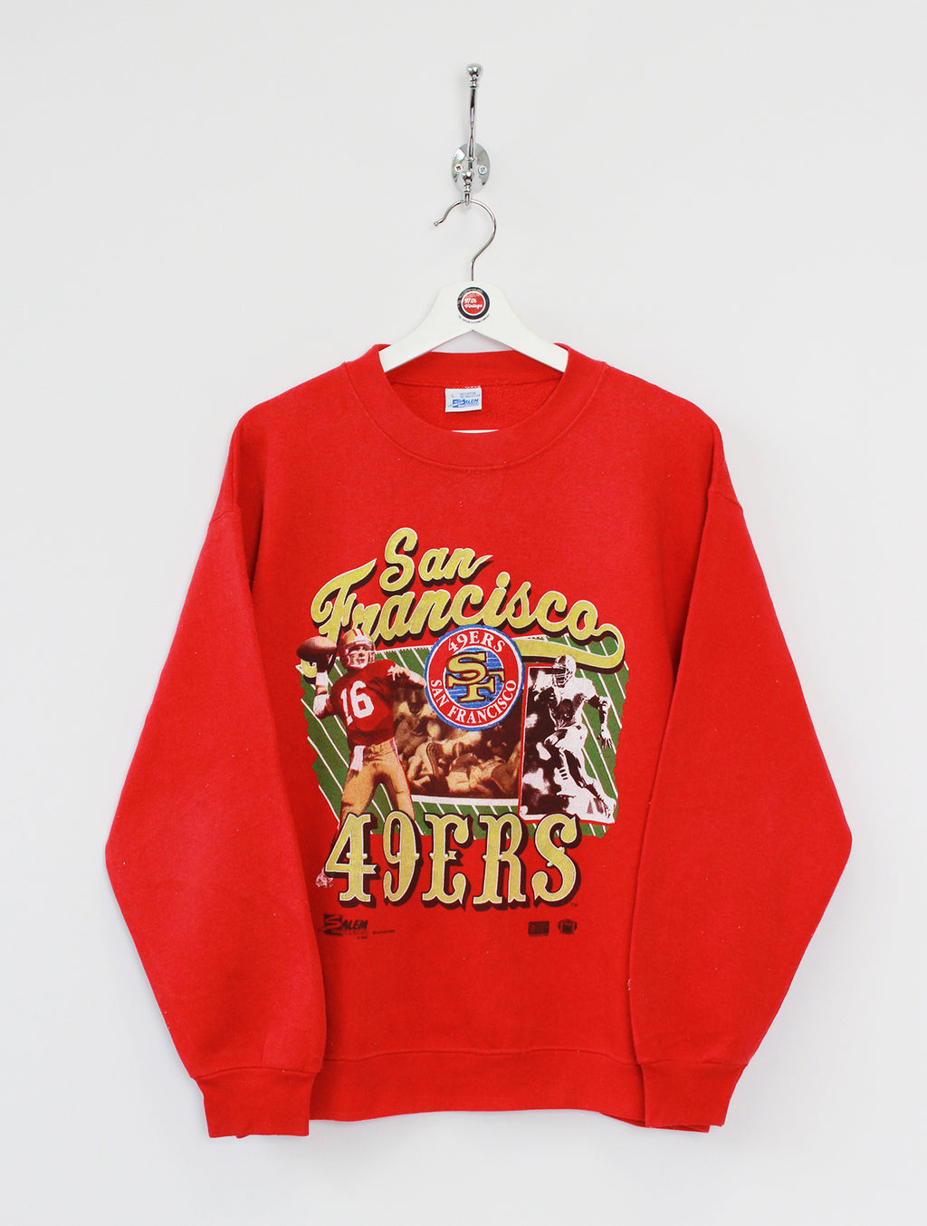 1990 San Francisco 49ers Sweatshirt (M)