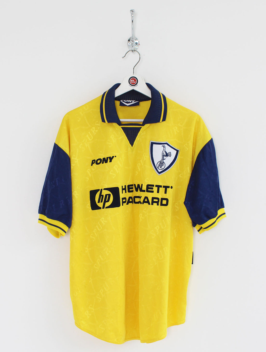 1995/96 Tottenham Hotspur Football Shirt (L)