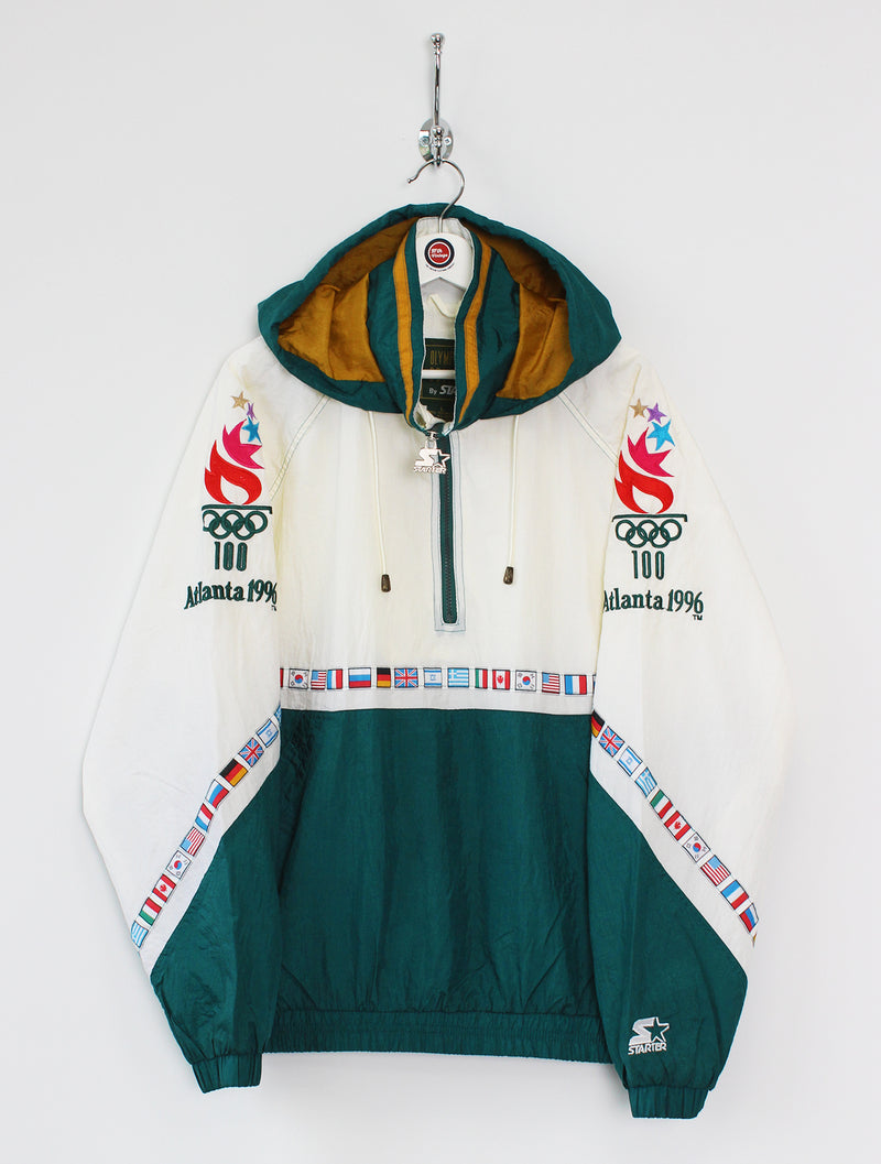 1996 Starter Atlanta Olympics Windbreaker (XL)