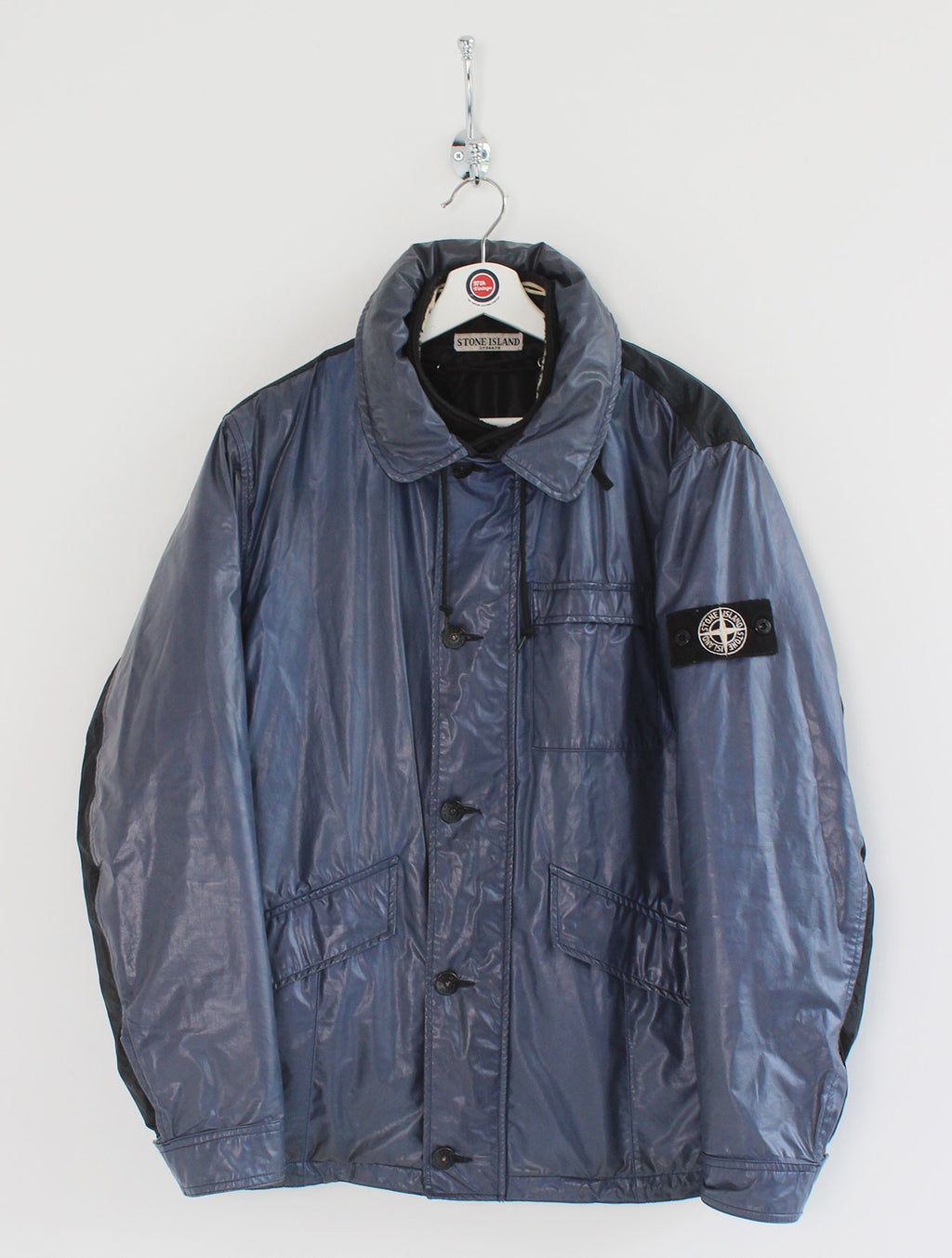 A/W 2011 Stone Island Ice Jacket (XL)
