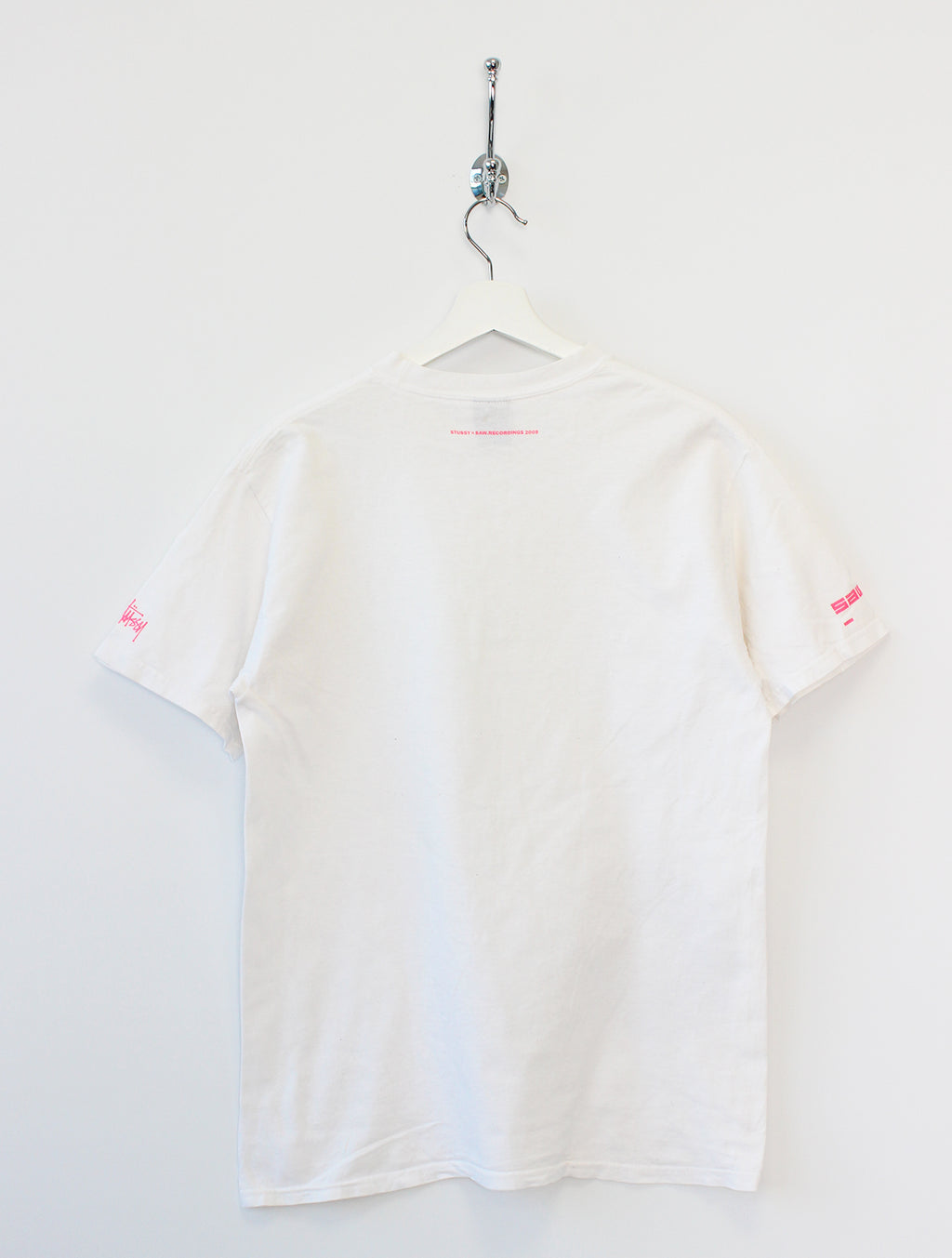 Stussy x SAW Recordings T-Shirt (M)