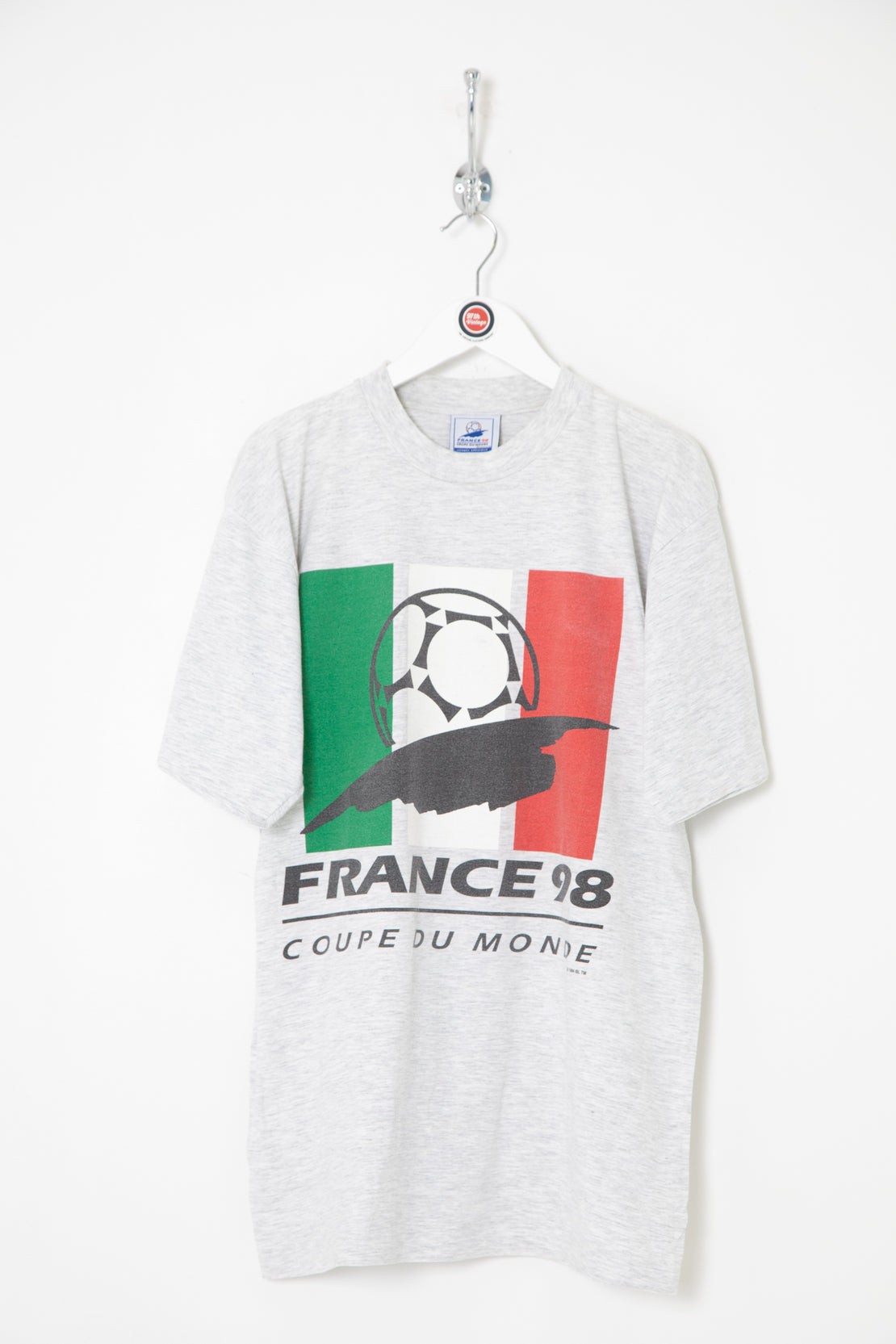 1998 France World Cup 'Italy' T-Shirt (M)