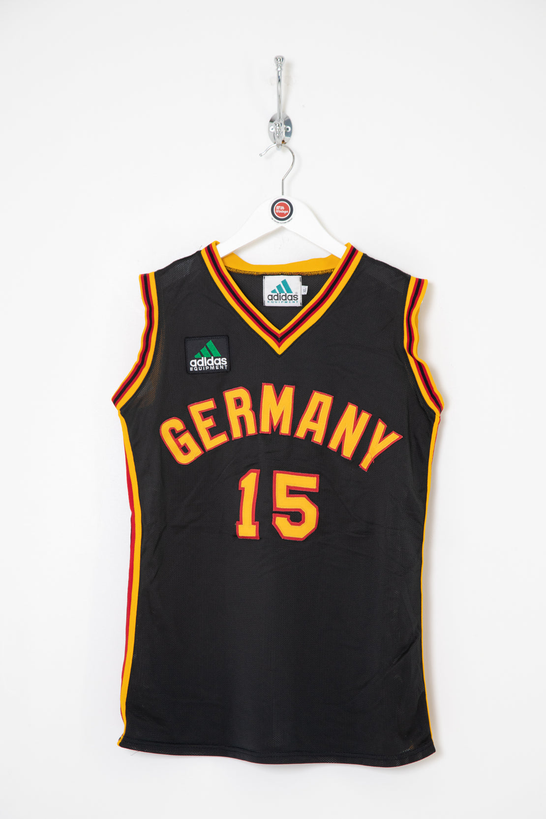 Adidas Germany Basketball Jersey (S)