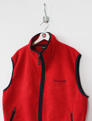 Timberland Fleece Gilet (L)