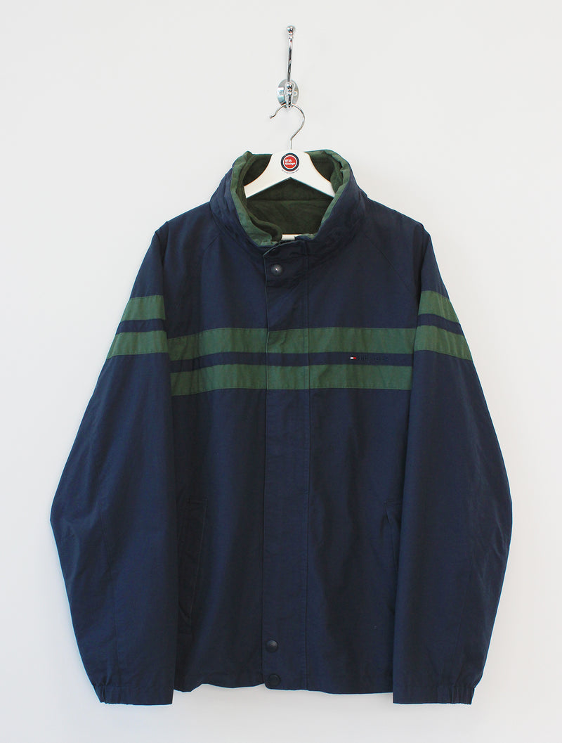 Tommy Hilfiger Fleece Lined Coat (XL)