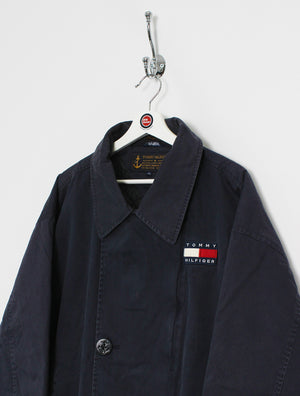 Tommy Hilfiger Quilted Coat (XL)