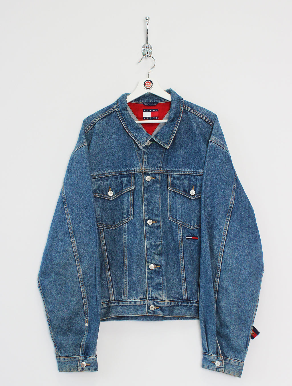 Tommy Hilfiger Denim Jacket (XXL)