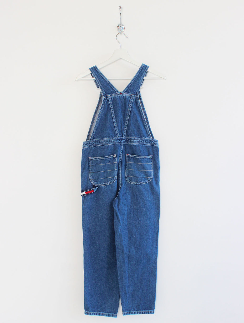 Women's Tommy Hilfiger Denim Dungarees (S)