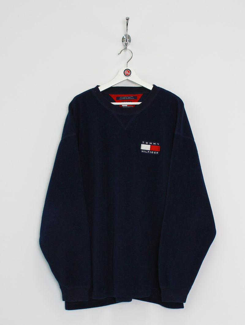 Tommy Hilfiger Fleece Crewneck (XXL)