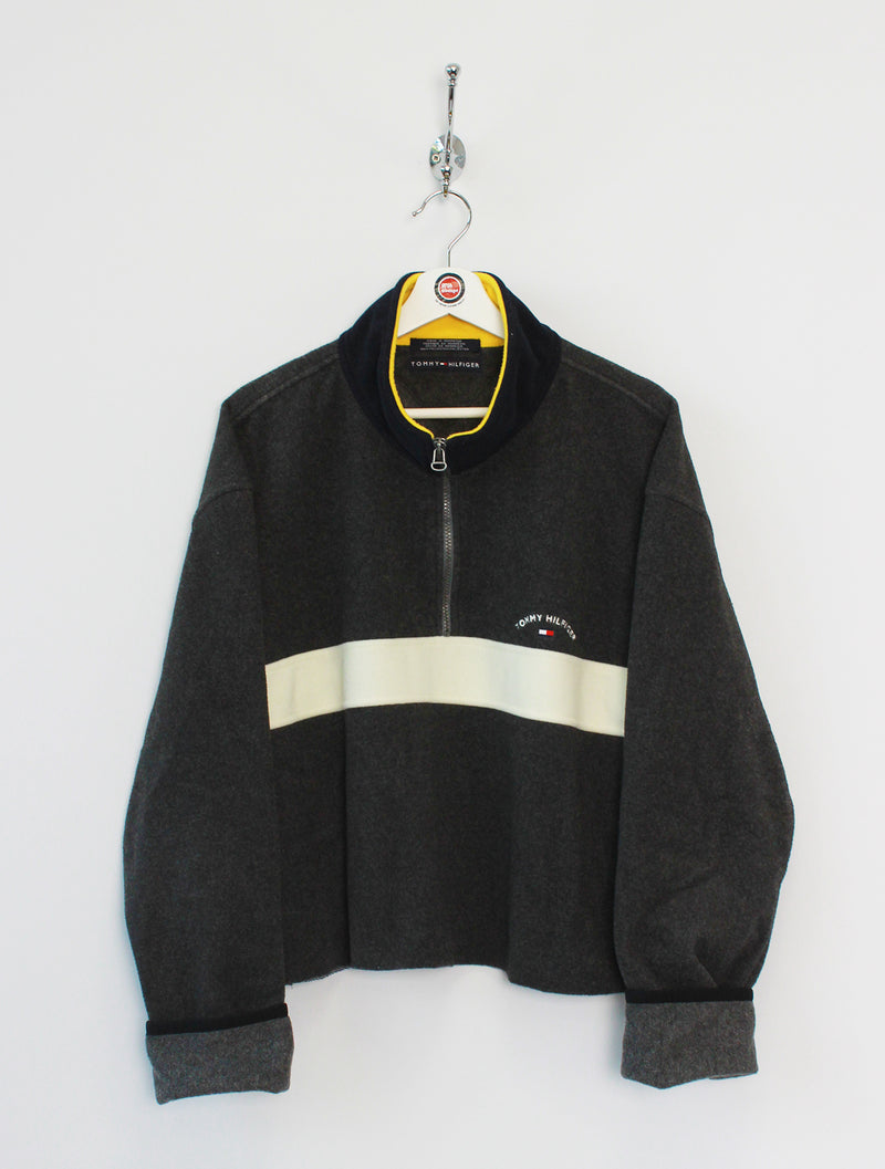 Tommy Hilfiger Reworked Cropped Fleece (XL)