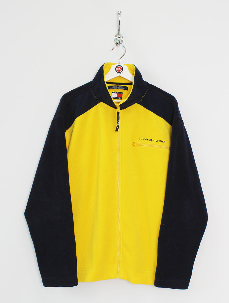 Tommy Hilfiger Fleece Jacket (XL)