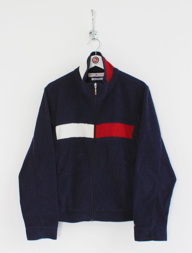 Women's Tommy Hilfiger Fleece Jacket (XL)