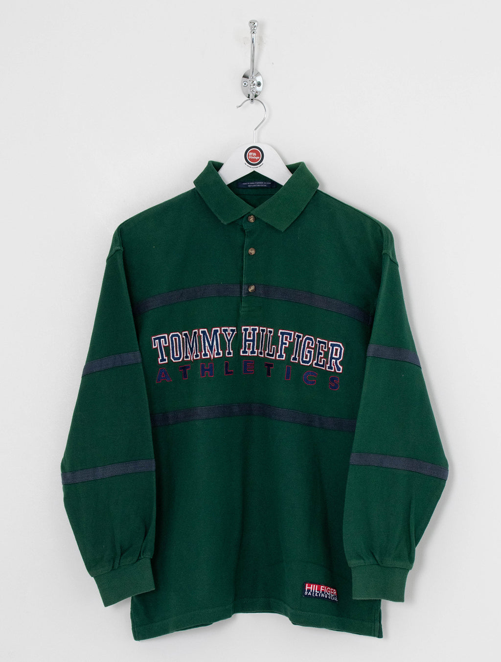 Tommy Hilfiger Longsleeve Polo Shirt (S)