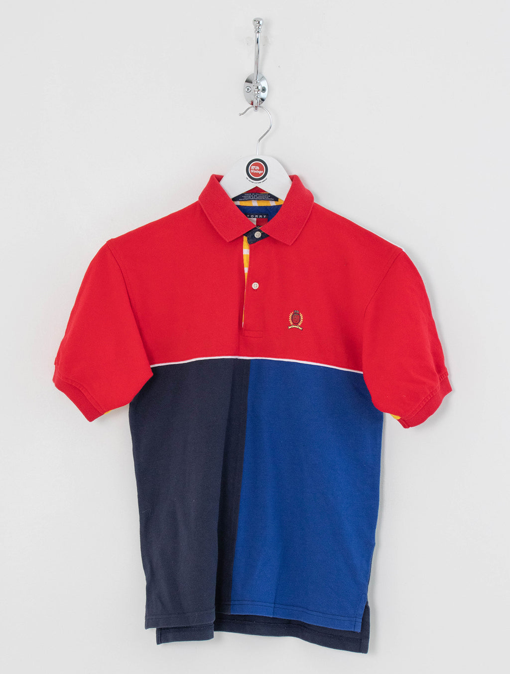 Kids Tommy Hilfiger Polo Shirt (M)