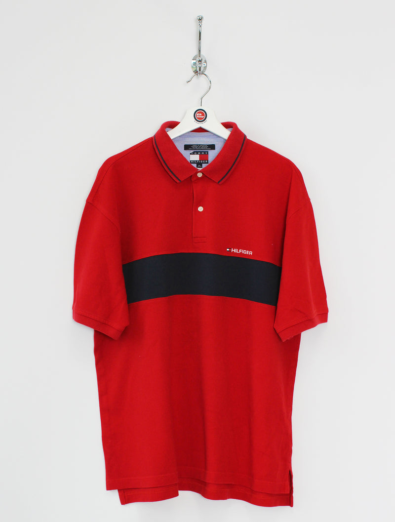 Tommy Hilfiger Polo Shirt (XL)