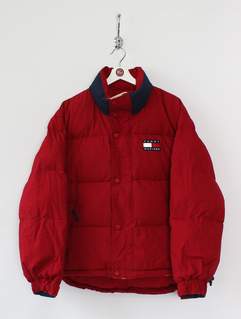 Tommy Hilfiger Reversible Puffer Coat (M)